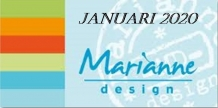 Marianne Design Januari 2020