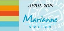 Marianne Design April 2019