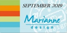 Marianne Design September 2019