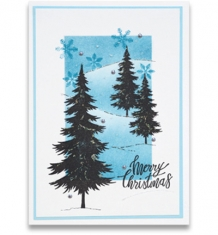 JGS675 - Stempel Three Trees