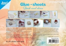 Joy! Glue-sheets A5 (8 vel)