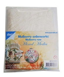 Joy! Crafts Mulberry boombastvezels voor Mixed Media