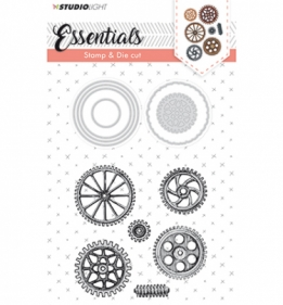 Stamp & Die Cut Essentials nr.15