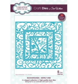 CED7106 Craft Dies Swirly Vine