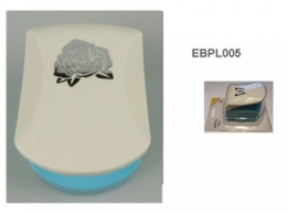 EPL005 - Embossing punch medium- rose flower (PAKKETPOST)