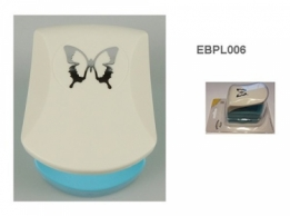 EPL006 - Embossing punch medium- butterfly (PAKKETPOST)