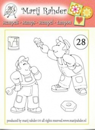 Clear Stamp 28