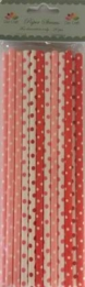 PS51 - Paper Straws - Dots