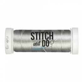 SDCD25 - Stitch & Do 200 m - Linnen - Grijs