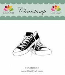 STAMP0053 - Clearstamp Shoes