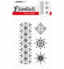 Clear Stamp A7 Essentials nr 295
