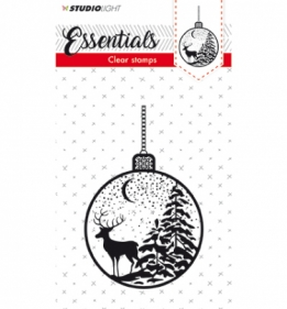Clear Stamp A7 Essentials nr 298
