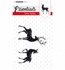 Clear Stamp A7 Essentials nr 299
