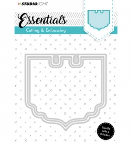 Embossing Die Cut Stencil Essentials nr.119