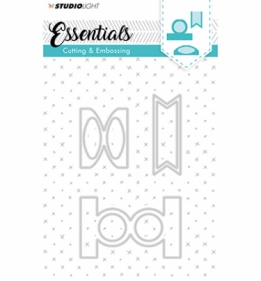 Embossing Die Cut Stencil Essentials nr.124