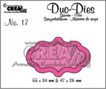 CLDD17 - Duo Die no. 17 Duo labels 4