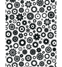 Embossing Folder Cogs & Gears