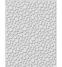 Embossing Folder 3D Bubble Burst