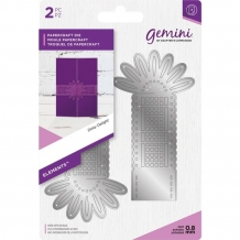 Gemini Elements - Wrap snijmal - Daisy Delight