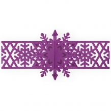 Gemini Elements - Wrap snijmal - Decorative Snowflake