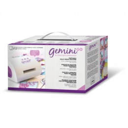 Crafter's Companion Gemini Go Embossing- en stansmachine