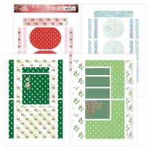Pre-Order ! JA - Printed Figure Cards - Lovely Christmas