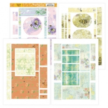 JA - Printed Figure Cards - Buzzing Bees
