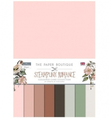 PB1212 - Steampunk Romance Colour Card Collection