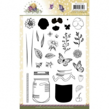 PMCS10040 Clear Stamp - PM - Blooming Summer