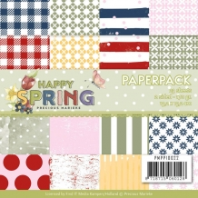 PMPP10022 - Paperpack - PM - Happy Spring