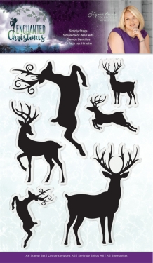 Enchanted Christmas - Clearstamp - Simply Stags