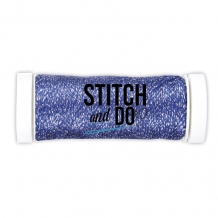 SDCDS06 - Stitch & Do 120 m - Sparkles - Cobalt