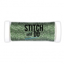 SDCDS07 - Stitch & Do 120 m - Sparkles - Forest Green