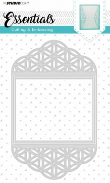 Embossing Die Cut Stencil Essentials nr.168