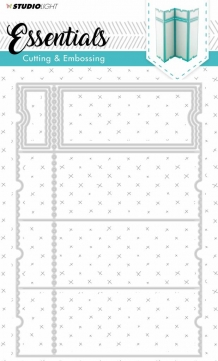 Embossing Die Cut Stencil Essentials nr.169