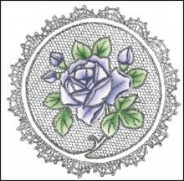 TC0830 Clear Stamp Roses